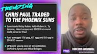 Chris Paul traded to the Phoenix Suns