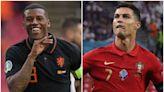 Euro 2020 team of the group stage with Cristiano Ronaldo, Jorginho and Danny Ward