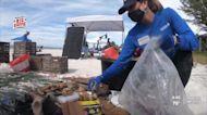 Dive 55 Marine Debris Clean Up helps retrieve debris from Gulf of Mexico