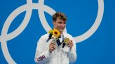 Olympics-Swimming-Finke leaves it late again but completes Tokyo distance double