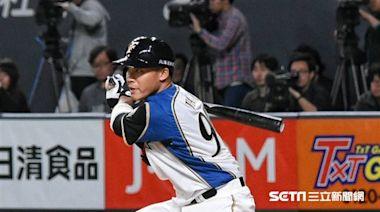 王柏融雙安3打點本季最多 帶動日本火腿大爆發