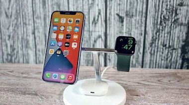 支援MagSafe 速度快1倍 蘋果三寶 「充」鋒磁力王 - 20210612 - 副刊