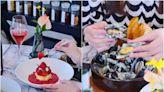 2020米其林餐盤推薦~THE WANG王品頂級牛排餐廳,最新茶酒套餐浪漫約會必點,馬祖淡菜鍋肥美大推!