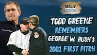 Former Yankee on catching George W. Bush's first pitch at 2001 World Series | Bronx Backstories