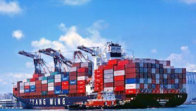 陽明海運e櫃台再升級 參與銀行業聯盟「環球貿易共享區塊鏈」服務