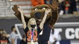Jade Carey goes from winning Olympic gold to honoring commitment to compete for Beavers