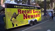 Republicans target Hispanic voters in Newsom recall