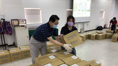 「疫」起關懷弱勢!安得烈食物銀行近期發放七千箱食物箱