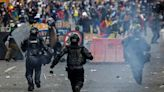 Colombia expels German who took part in anti-govt protests
