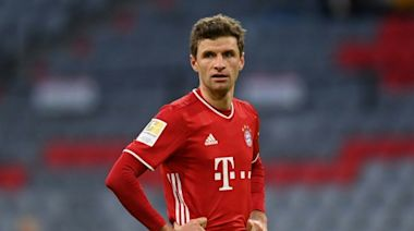 Mueller focuses on Bayern despite calls for Germany recall