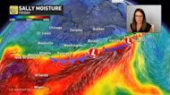 Hurricane Teddy has eyes on Atlantic Canada and the track is reminiscent of Juan