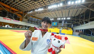 東京奧運結束2個月後首度出賽 「柔道男神」楊勇緯仍達成全大運5連霸 | 蘋果新聞網 | 蘋果日報