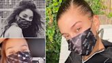 The 'Vote' Face Mask Hailey Bieber, Vanessa Hudgens, and More Celebs Wear Is 50% Off Today
