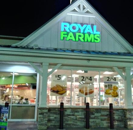Royal Farms Aberdeen Yahoo Local Search Results