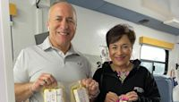 Texas Couple Helps Save 68 Coronavirus Patients by Donating Plasma: 'You're Saving Mankind'