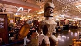 This Charlotte antique mall will reopen in new location after $5 million investment