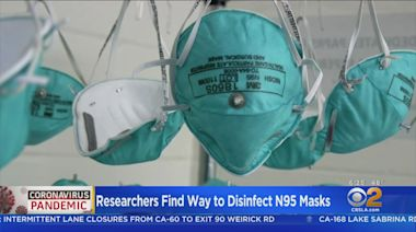 Duke University Researchers Find Method To Disinfect N95 Masks