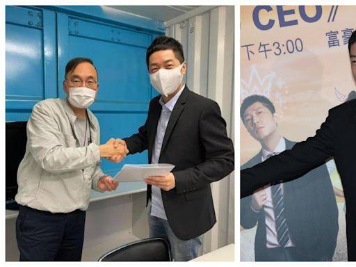傳馬浚偉於香港電台任職高層掌管電視部:多謝對我嘅能力咁有信心