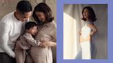 香香公主岑麗香孕照造型參考!針織衫造型原來是這個快時尚品牌!
