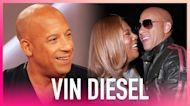 Vin Diesel Says Queen Latifah Inspired Him To Make Music