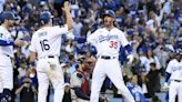 Photos: Bellinger brings Dodgers back from three-run deficit to defeat Braves
