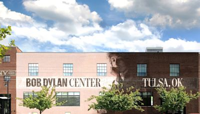 Bob Dylan Center in Tulsa to Open to the Public in May 2022