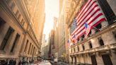Dow Jones Falls As Jobless Claims Rise, Retail Sales Jump; Apple, Tesla Slide
