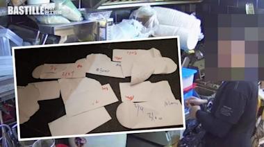 食肆疑被穿櫃桶底失7萬元 老闆狠斥:乞兒兜上搶錢! | 社會事