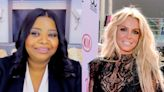 Octavia Spencer apologizes to Britney Spears, Sam Asghari after suggesting the pair sign a prenup