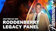 Gene Roddenberry's Enduring Star Trek Vision | Star Trek Day 2021 | Paramount+