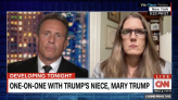 Mary Trump predicts former president won't sacrifice himself for his kids in legal probe