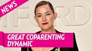 Kate Hudson Has 'Great Dynamic' With BF Danny and Exes Raising Her Kids