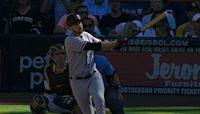 Austin Slater's go-ahead homer