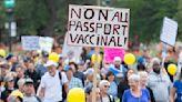 【渥太華疫情9·17】全加10省護士抗議強制接種