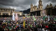 'Not even the pandemic' will stop Colombia protests, leaders say