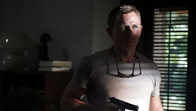 Daniel Craig channels classic Bond as poster lands ahead of new trailer for 'No Time To Die'