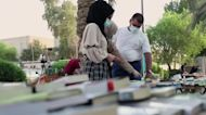 Iraq book market up and reading after months of closure