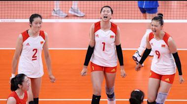 中國女排無緣八強 創下奧運會最差成績(圖) - 端木珊 - 大陸時政