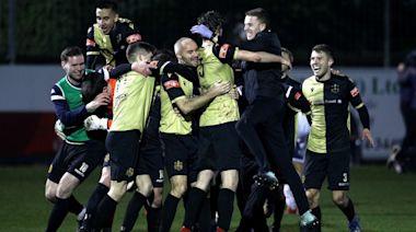 FA Cup third-round draw: Eighth-tier Marine to host Tottenham Hotspur in dream tie