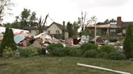 Naperville couple rescued from under rubble of home after EF-3 tornado hit