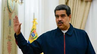 Nicolas Maduro and Venezuela's 'bloody' gold