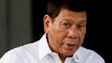 Philippines' Duterte says he takes full responsibility for drugs war