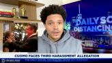 Trevor Noah Disgusted by Andrew Cuomo's Creepy Kiss Photo
