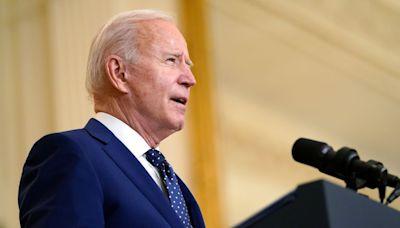 Biden holds fresh round of bipartisan infrastructure talks as Republicans eye smaller package