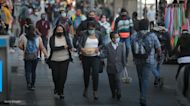Americans are traveling to Mexico City to flee lockdown