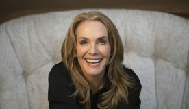 Julie Hagerty had to overcome her fear of singing and dancing for 'Marriage Story,' even after a 40-year career