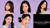 Wendy時隔8個月回來了!Red Velvet五人完整體翻唱BoA名曲《Milky Way》