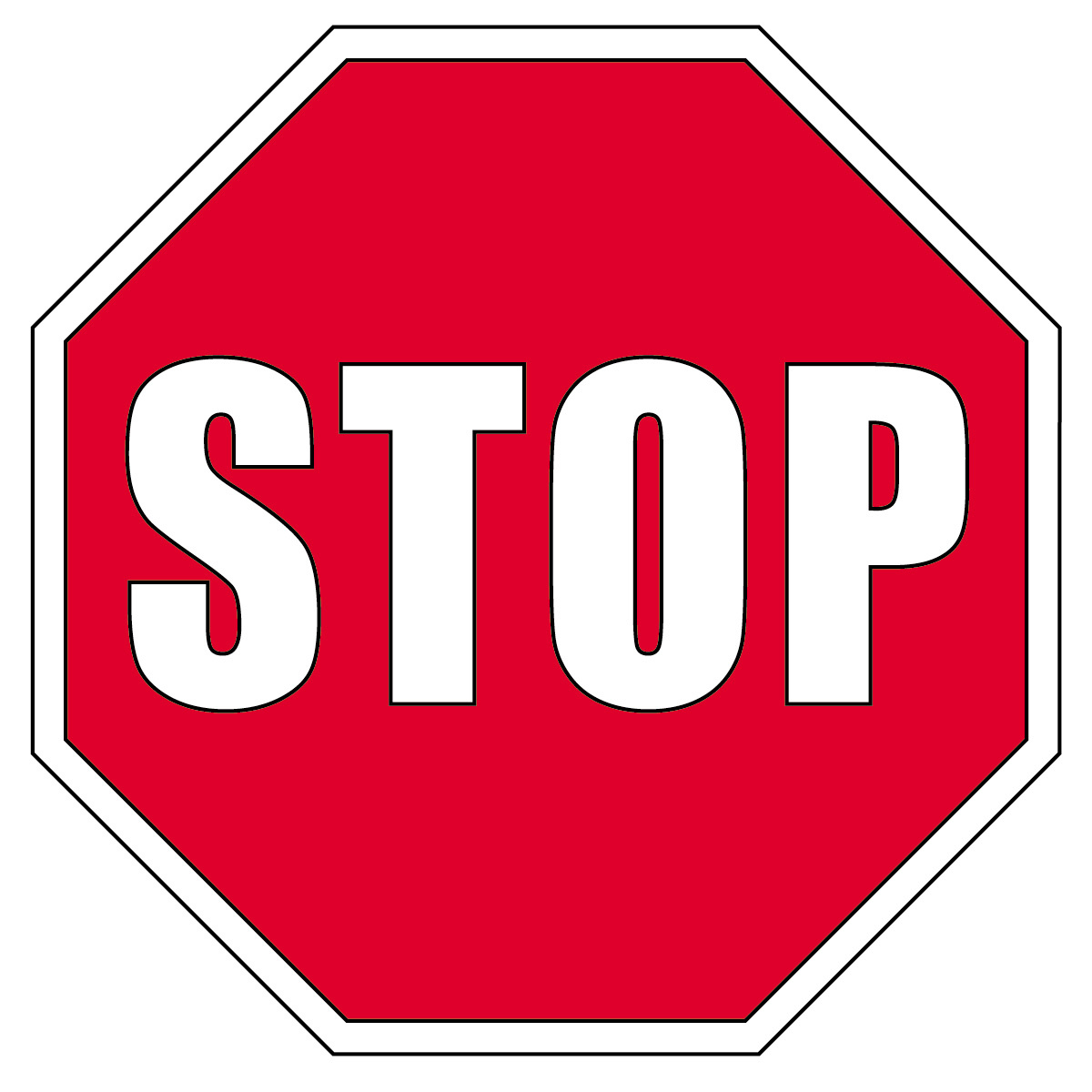 God's Stop Sign: Two Ways to Stop and Turn Negative Thoughts!
