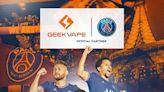 Geekvape和Paris Saint-Germain宣佈達成官方合作夥伴關係   蕃新聞