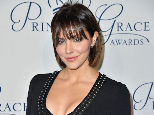 Katharine McPhee Says She 'Won't Be Drinking' Alcohol 'Anytime Soon' amid Pregnancy News